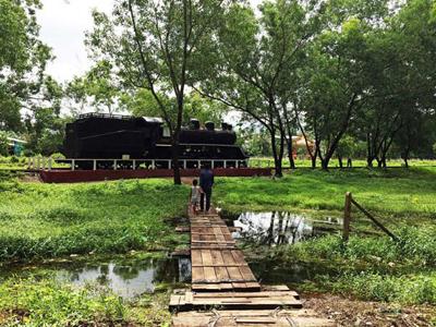Myanmar's death railway museum