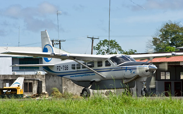 BlueWingsAirlines, based in Suriname, was awarded just one star for safety