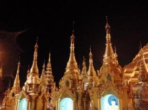 Golden wonder: Shwedagon Pagoda (Image: Joe Connor)