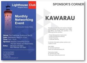 Bangkok Lighthouse Club Networking Evening
