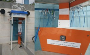 TOT is turning phone booths around Thailand into bike repair pit-stops 1