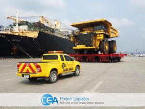 CEA Logistics Komatsu Storage-102721