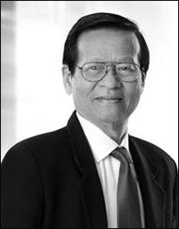 """President of the Judges Panel Dr. Manop Bongsadadt Professor at Faculty of Architecture, Chulalongkorn University Prof. Manop was awarded a BA in architecture from Bangkok's Chulalongkorn University and master's degrees in architecture and regional planning in the United States and Netherlands and certificate in development planning from University College, London. Professor Bongsatad is widely considered a true """"property guru"""" in real estate studies and development in Thailand. His expertise and insights into the real estate field are exceptionally valuable and widely respected."""