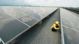 Sun, Partnerships Power Thailand Solar Project2