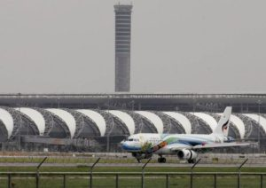 Thai airport operator to spend $7.4 billion on expansion
