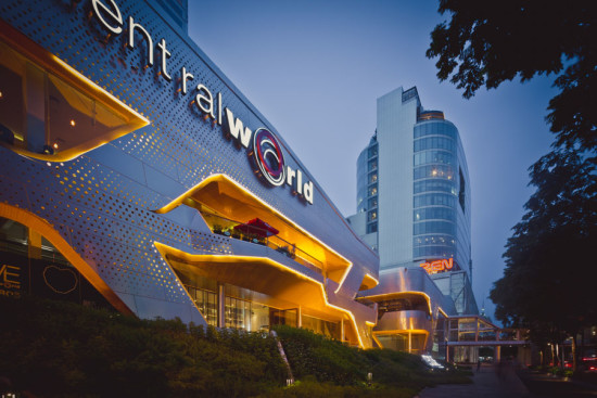 The Groove Provides An Extension To Bangkok S Centralworld