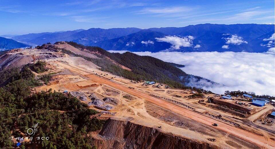 Myanmar's new Surbung Airport to start operation in September 2020 – Thailand Construction and Engineering News