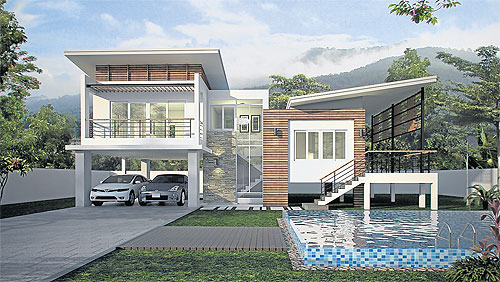 PD House switches to raised designs for Greater Bangkok ... on elevated house designs, living house designs, light house designs, square house designs, glass house designs, inspired house designs, flat house designs, dead house designs, award-winning beach house designs, large house designs, standard house designs, raised glass, coastal stilt house plans designs, small house designs, coastal home designs, ranch house designs, blue house designs, raised houses in new orleans, flood proof house designs, home floor plans and designs,